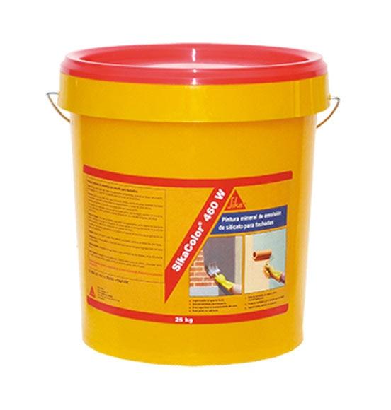 Pintura impermeabilizante sikacolor 460w ref 18857391 - Impermeabilizante para paredes ...