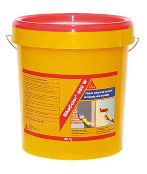 Pintura impermeabilizante sikacolor 460w ref 18857426 - Resina para paredes ...