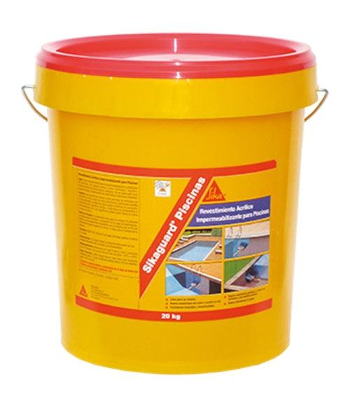 Impermeabilizante para piscinas materiales de for Materiales para construccion de piscinas