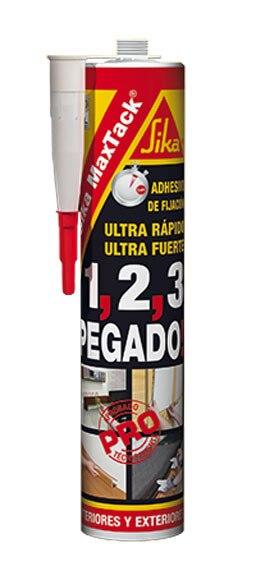 Adesivo De Parede Estraga A Pintura ~ Adhesivo de montaje Sika Maxtack Ref 15379322 Leroy Merlin