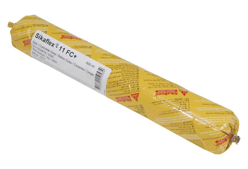 Masilla de sellado y pegado sikaflex 11fc ref 15171156 - Masilla de poliuretano ...
