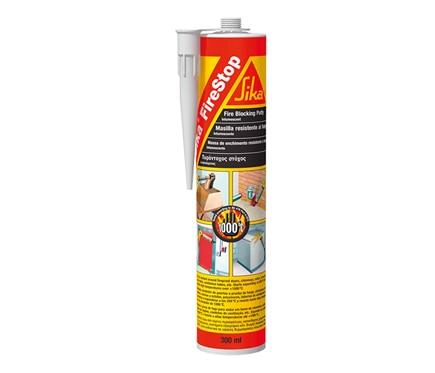 Sellador de silicona sika firestop ref 13018544 leroy - Sellador de silicona ...