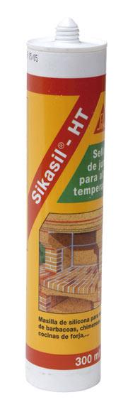 Sellador de silicona sikasil ht ref 18684442 leroy merlin - Sellador de silicona ...