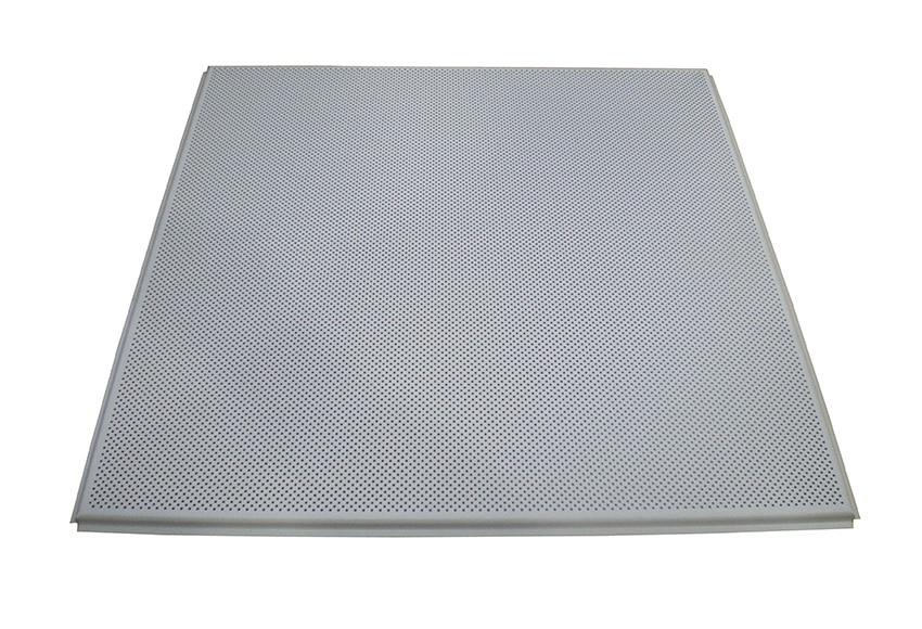 16 placas de techo ac stico gabelex metal ref 16622242 for Leroy merlin isolamento acustico