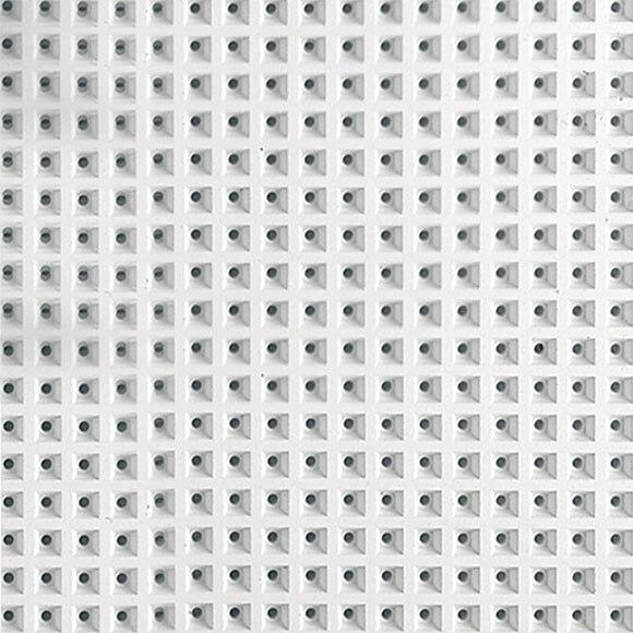 Placa de techo decogips cairo fonoabsorvente 60x60 e 24 ref 19639144 leroy merlin - Placas de techo desmontable ...