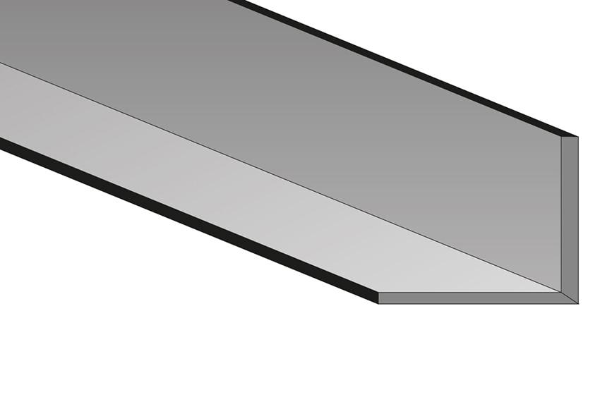30 perfiles angulares placo 30 uds ref 15438381 leroy for Perfil u aluminio leroy merlin