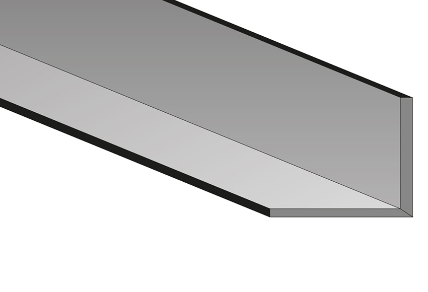 Perfil l aluminio leroy merlin stunning elegant top - Chapa aluminio leroy merlin ...