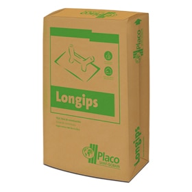 Yeso PLACO LONGIPS SO 17 KG