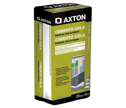 Cemento cola axton exterior blanco ref 15162455 leroy for Balaustre in cemento leroy merlin
