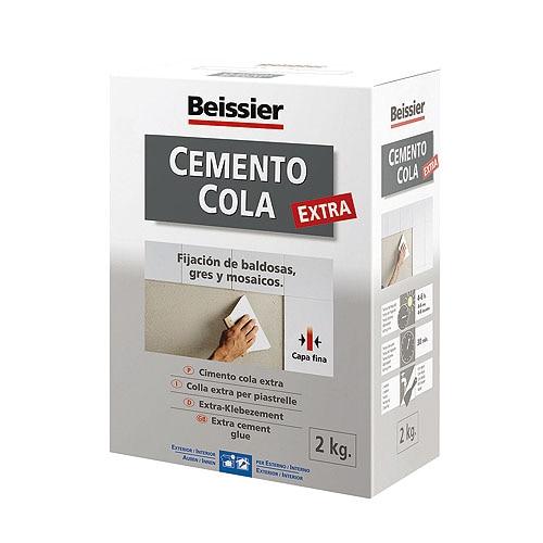 Armario De Cozinha Modulado ~ Cemento cola Beissier Cemento Cola Extra Ref 754691 Leroy Merlin
