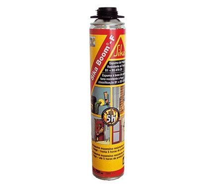 Espuma de aislamiento sika boom f resistente al fuego 750 - Espuma poliuretano leroy merlin ...
