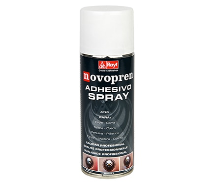 NOVOPREN Spray adhesivo AISL. ACÚST 400ML