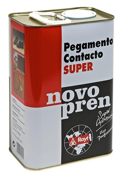 Cola de contacto novopren super 5l ref 17865344 leroy for Leroy merlin contacto