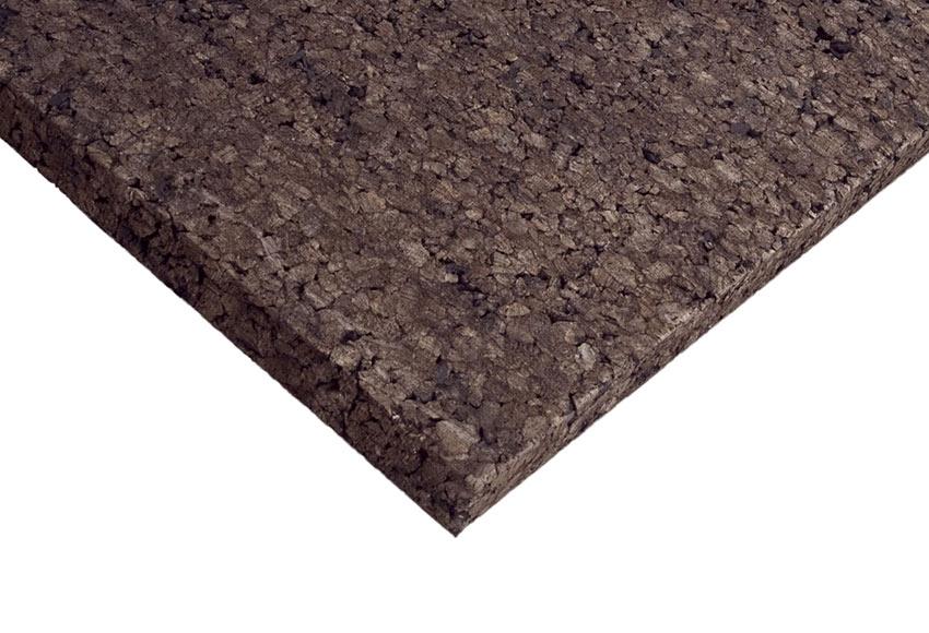 Panel de corcho aislante ac stico y t rmico amorim 4 unds for Panel aislante termico