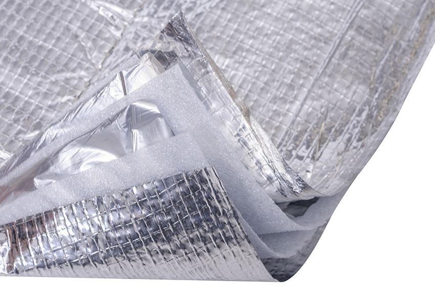Isoflex aislante materiales de construcci n para la - Papel aislante termico ...
