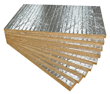 Panel de aislamiento ac stico t rmico l r firerock c - Mejor aislante termico ...