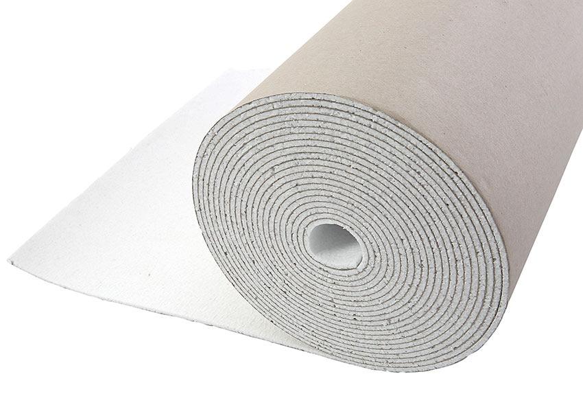 Rollo de aislante t rmico eps cart pap pint 0 5x10mx5mm for Papel pintado aislante termico