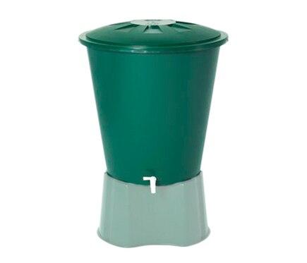 dep sito de agua redondo 310l verde ref 13854456 leroy