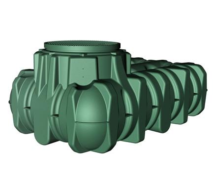 Dep sito de agua poca profundidad lilo 5000l ref 15262800 for Deposito agua leroy merlin