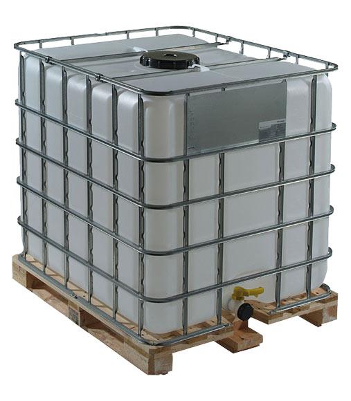 Dep sito de agua ibc 1000l edd ref 16438114 leroy merlin for Deposito agua leroy merlin