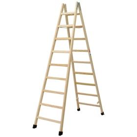 Escaleras de madera leroy merlin for Escaleras 9 peldanos