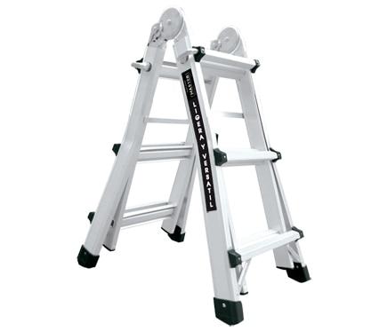 Comprar oferta escalera aluminio compara precios en for Escaleras 3 peldanos amazon