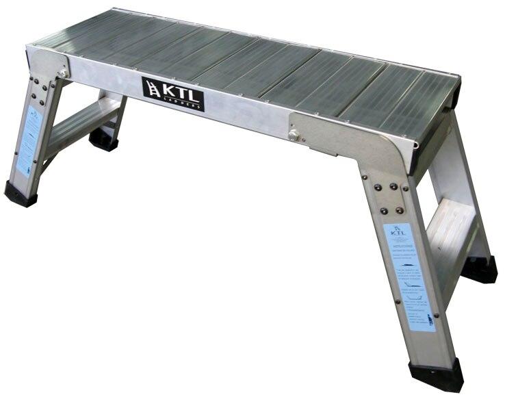 Escalera para almac n plataforma prof plegable 2peld - Escaleras para almacen ...
