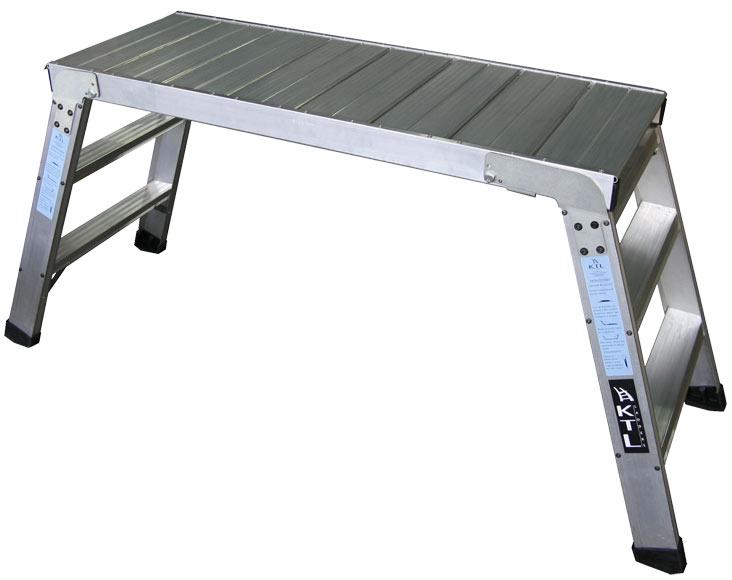 Escalera para almac n plataforma prof plegable 3peld - Escaleras para almacen ...