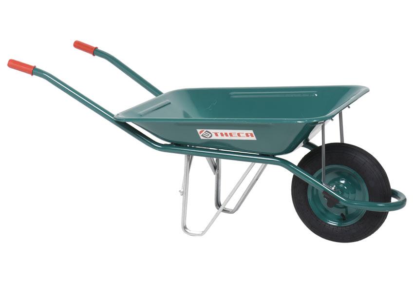 Carretilla verde ligera 60 l c1 650 ref 15832334 leroy for Carretillas de mano leroy merlin