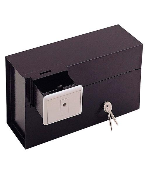 caja fuerte para empotrar btv 305 t ref 15158633 leroy