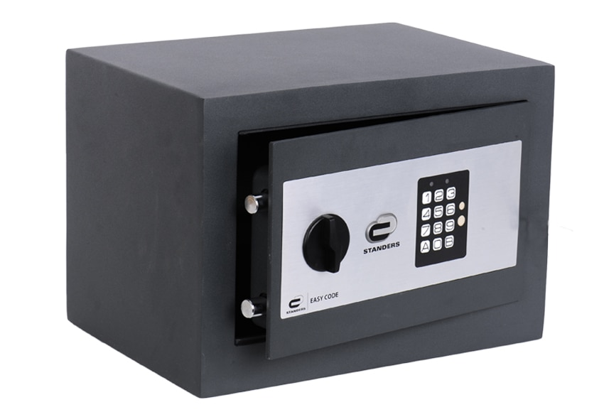 caja fuerte de superficie standers sft 25eng easy code ref