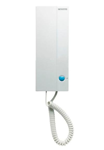 Telefonillo fermax loft ref 17775786 leroy merlin for Telefonillo fermax esquema
