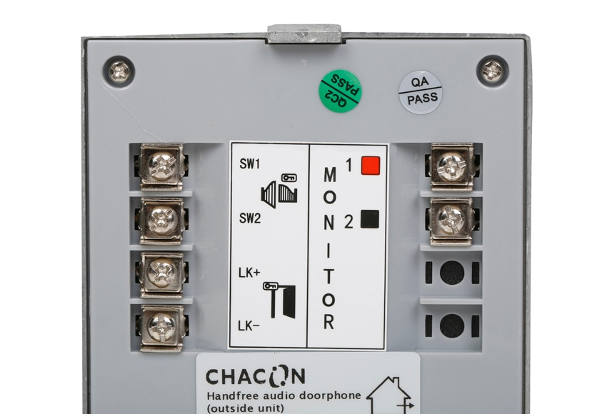 Portero Automatico Chacon Manos Libres Ref 18703076 Leroy Merlin
