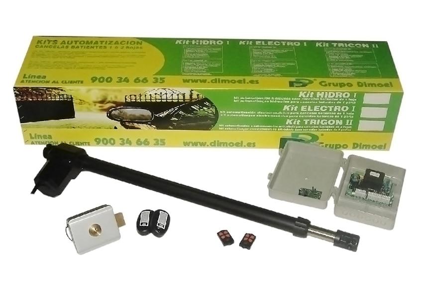 Motor para puerta batiente dimoel electro i ref 12385884 for Motor puerta automatica