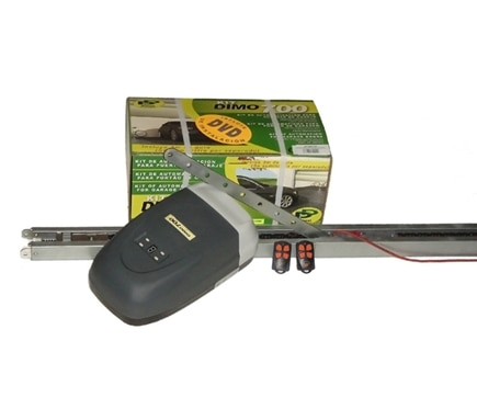 Motor para puerta de garaje dimoel dimo 700 ref 13848352 - Motor puerta garaje seccional ...