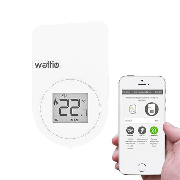 termostato inteligente wattio thermic ref 17003840