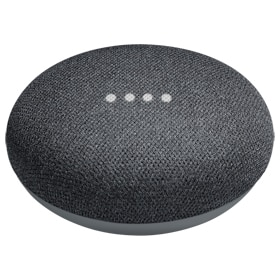 Altavoz inteligente  GOOGLE HOME Mini Negro