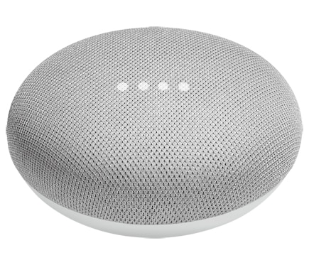 Altavoz inteligente GOOGLE HOME Mini Gris