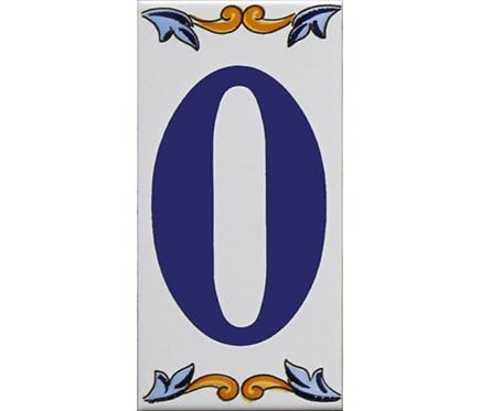 Revestimiento 7 5 x 15 cm letra o serie letras y n meros - Letras adhesivas leroy merlin ...