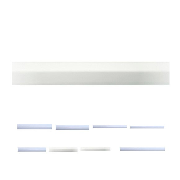 Serie molduras blancas serie molduras blancas ref 4002 - Comodas blancas leroy merlin ...