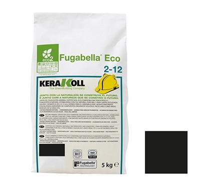 KERAKOLL Junta Fugabella ECO 2-12 negro 5 kg JUNTA FUGABELLA ECO 2 12 NEGRO