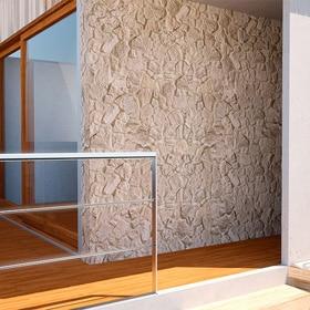 Plaqueta decorativa leroy merlin for Precios de piedra decorativa para interiores