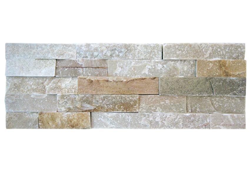 Revestimiento de piedra natural 40x15 minilaja cuarcita - Revestimiento piedra natural ...