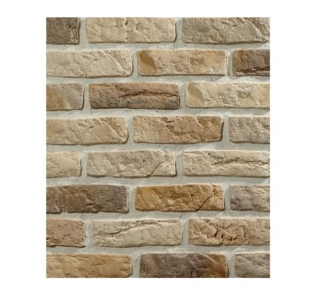 Plaqueta imitacion ladrillo materiales de construcci n - Plaqueta decorativa piedra ...
