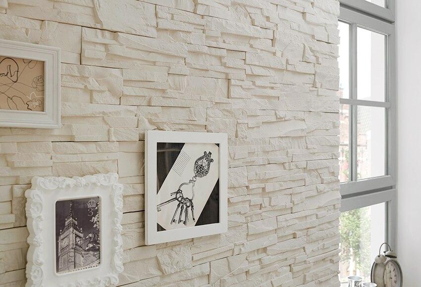 Aplacado de yeso klimex limburgh ref 15639421 leroy merlin - Revestimiento paredes interiores leroy merlin ...
