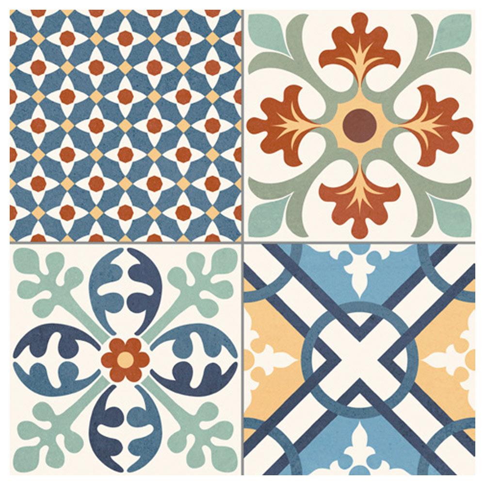 Pavimento cm mix serie heritage ref 17376254 - Mosaico leroy merlin ...