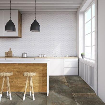Ceramica Para Cocina Leroy Merlin - Cocina-suelo-gris