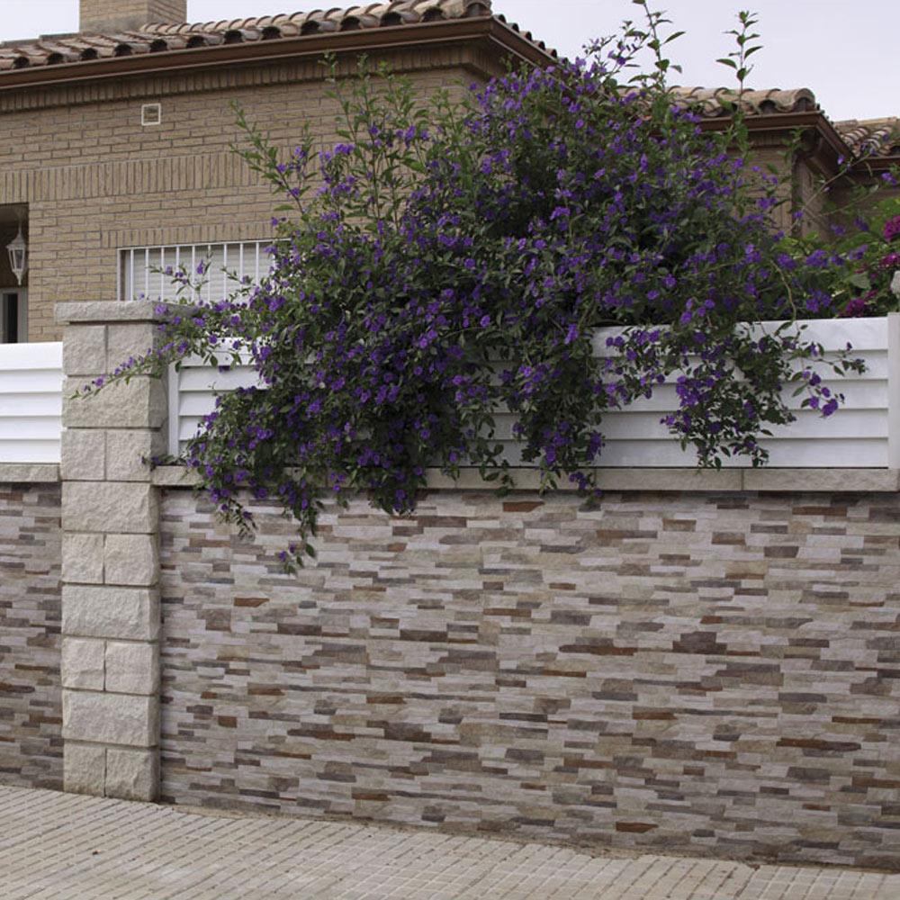 Serie ares leroy merlin for Ceramica pared exterior
