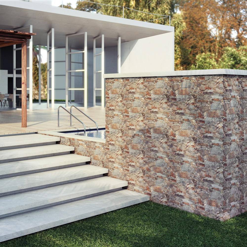 Revestimiento 60 x 40 serie rambla natural ref 19946122 Azulejos para terrazas