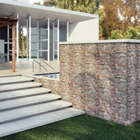 Cer mica para exterior y terraza leroy merlin - Baldosas ceramicas para exterior ...